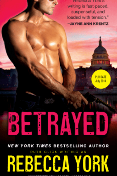 Book Review-Betrayed by Rebecca York