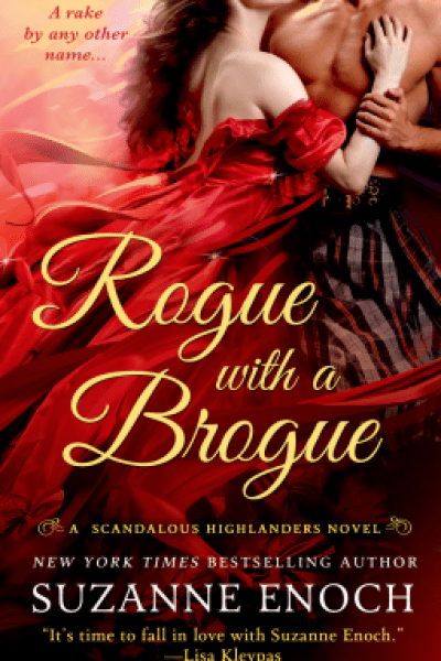 Book Review-Rogue with a Brogue by Suzanne