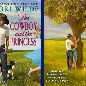 Book Review-The Cowboy and the Princess by Lori Wilde