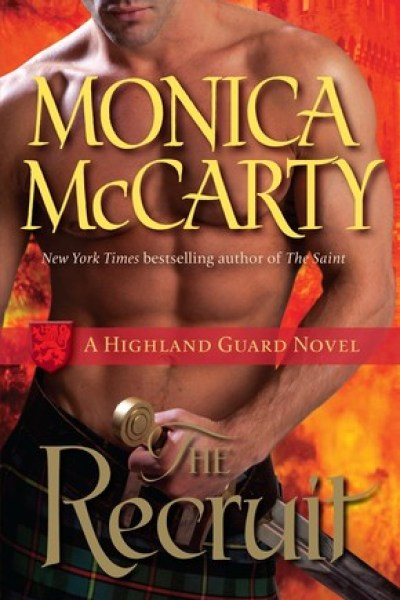 Book Review-The Recruit by Monica McCarty