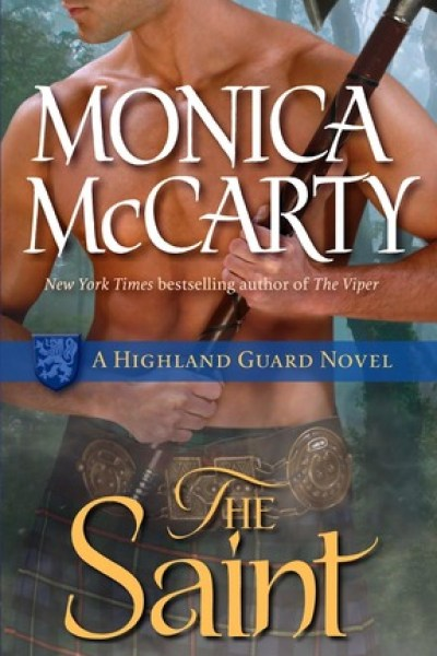 Book Review-The Saint by Monica McCarty