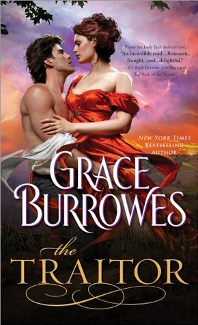 Book Review-The Traitor by Grace Burrowes