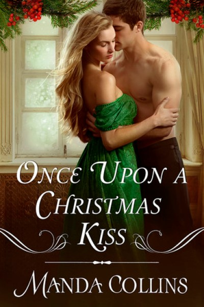 Book Review-Once Upon A Christmas Kiss by Manda Collins