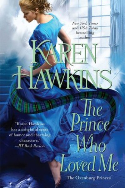 Book Review-The Prince Who Loved Me by Karen Hawkins