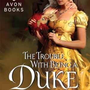 Book Review-The Trouble With Being A Duke by Sophie Barnes