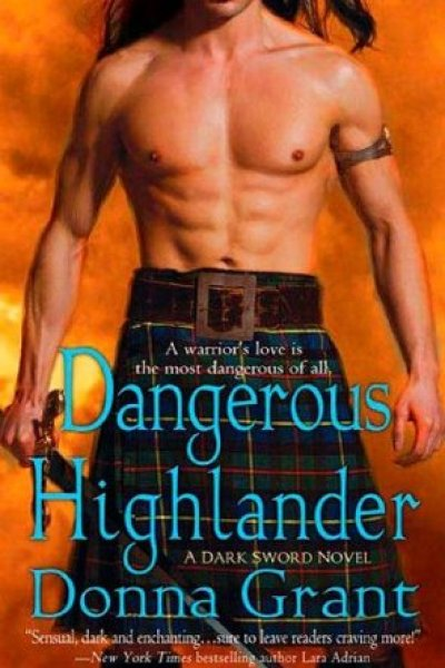 Book Review-Dangerous Highlander by Donna Grant