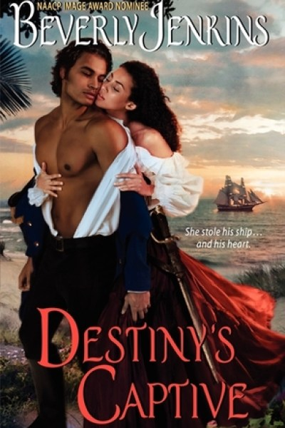Book Review-Destiny's Captive by Beverly Jenkins