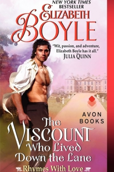Book Review-The Viscount Who Lived Down The Lane by Elizabeth Boyle