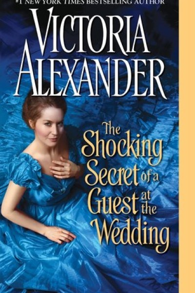 Book Review-The Shocking Secret of a Guest at the Wedding