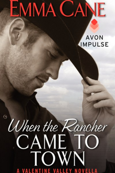 ARC Book Review-When The Rancher Came To Town by Emma Cane