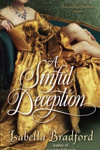 Book Review-A Sinful Deception by Isabella Bradford