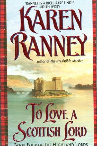 Book Review- To Love A Scottish Lord by Karen Ranney