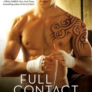 Book Review-Full Contact by Sarah Castille