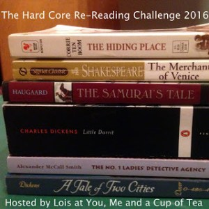 Hard Core Re Reading Challenge