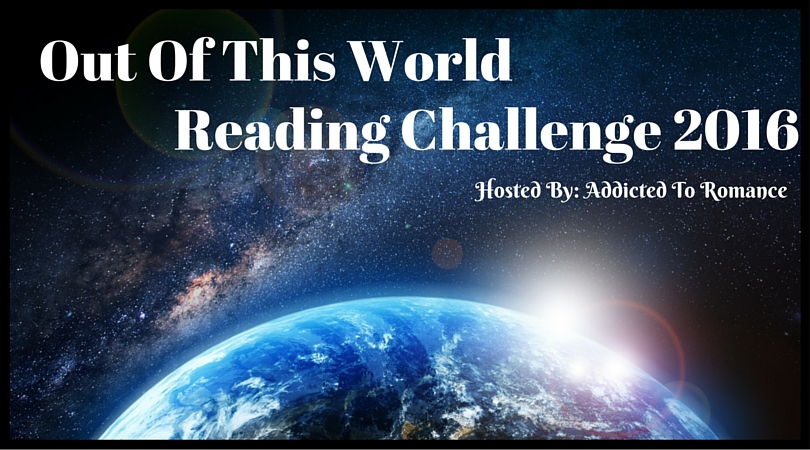 Out Of This World Reading Challenge 2016