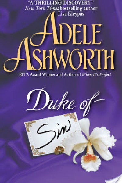 Book Review-Duke of Sin