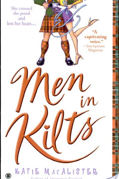 Book Review-Men In Kilts