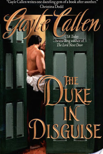 Book Review-The Duke In Disguise