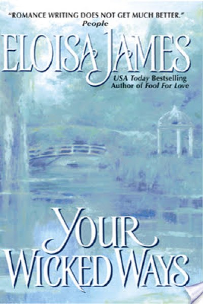 Book Review-Your Wicked Ways