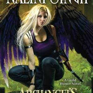 Book Review-Archangel's Consort