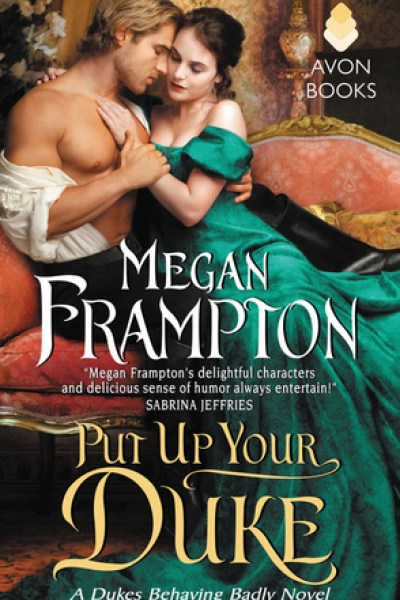 Tasty Book Tours: Put Up Your Duke