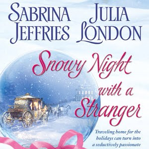 Book Review-Snowy Night With A Stranger