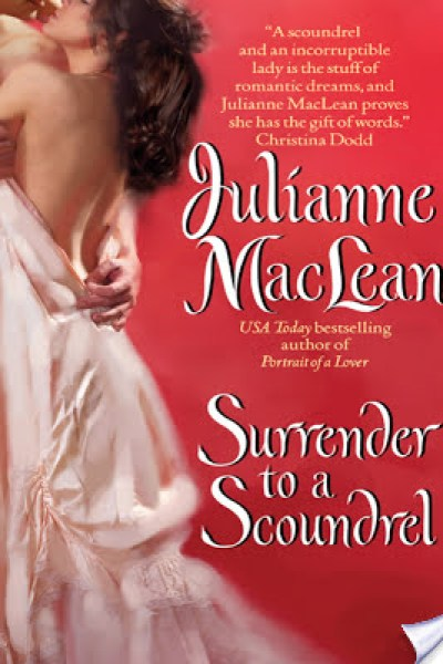 Book Review-Surrender To A Scoundrel