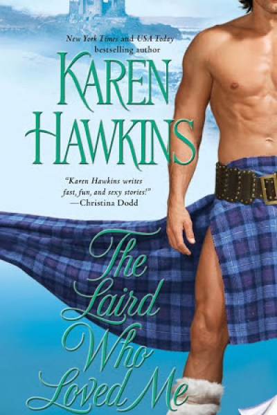 Book Review-The Laird Who Loved Me
