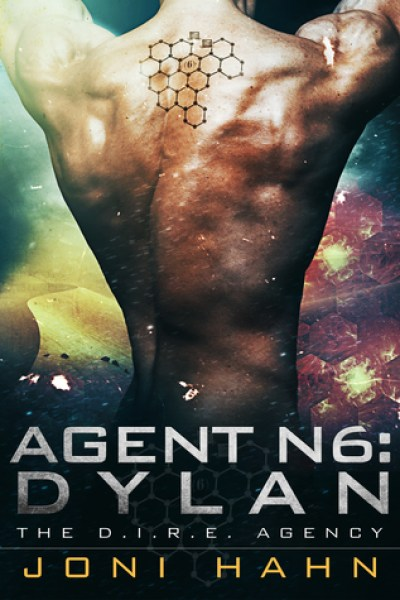 Blog Tour: Agent N6 Dylan