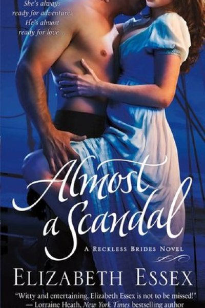 Book Review-Almost A Scandal