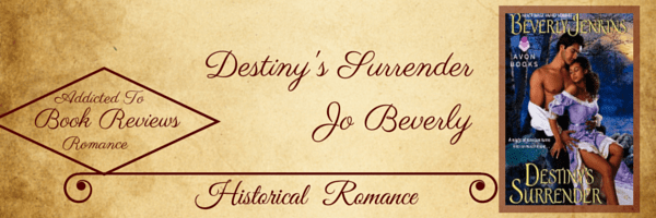 Book Review-Destiny's Surrender