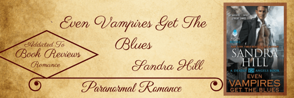 Book Review-Even Vampires Get The Blues