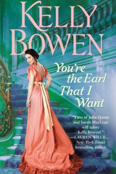 Book Review-You're The Earl I Want