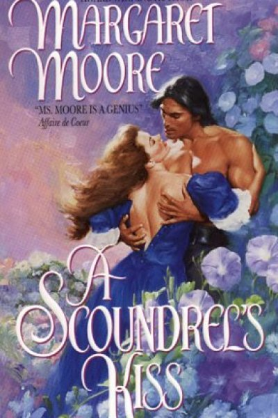 Book Review-A Scoundrel's Kiss by Margaret Moore