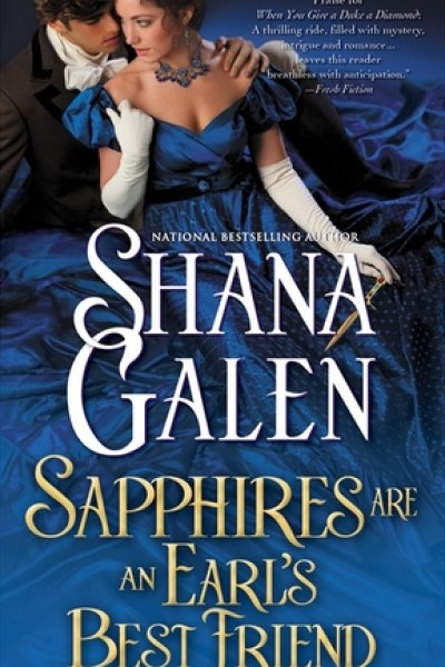 Book Review-Sapphire's Are An Earl's Best Friend