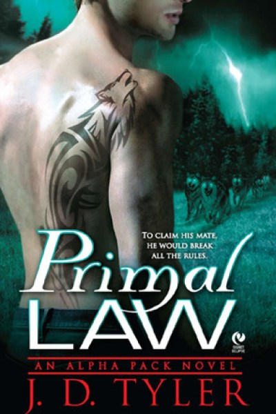 Book Review-Primal Law by J.D. Tyler