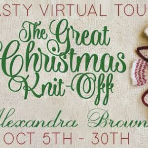 Tasty Book Tours: The Great Christmas Knit Off