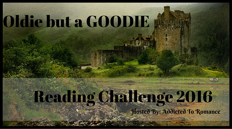 Oldie but a Goodie Romance Reading Challenge