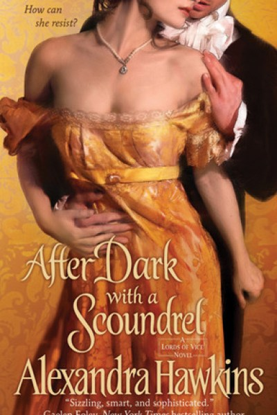Book Review-After Dark With A Scoundrel