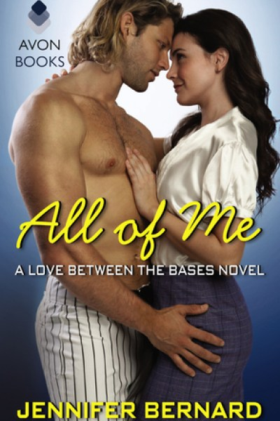 Book Review-All of Me by Jennifer Bernard
