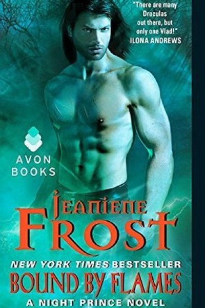 Book Review-Bound By Flames by Jeaniene Frost