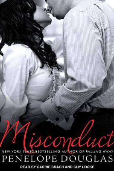 Quickie Audio Book Review-Misconduct by Penelope Douglas