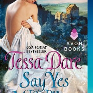 Book Review-Say Yes To The Marquess