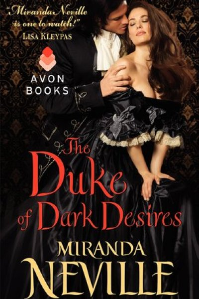 Book Review-Duke of Dark Desires