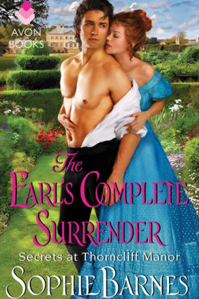Tasty Book Tour: The Earl's Complete Surrender by Sophie Barnes