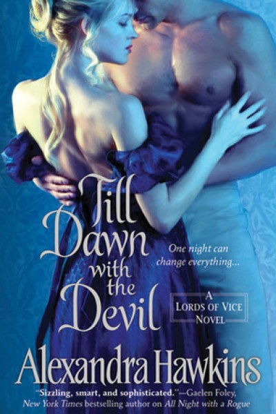 Book Review-Till Dawn With The Devil