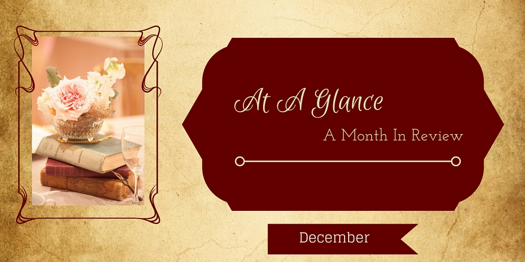 At A Glance: Month Of December