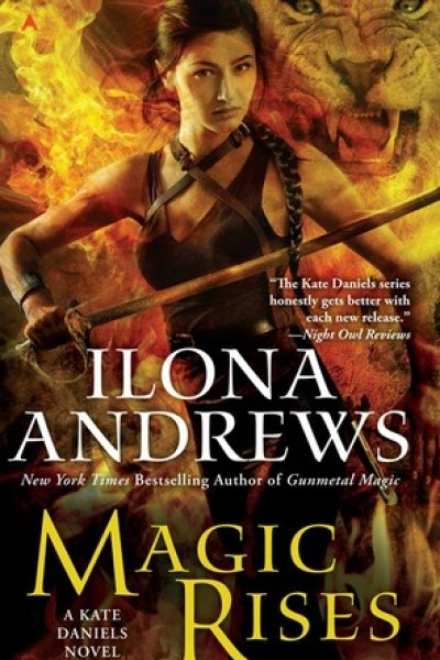 Book Review-Magic Rises