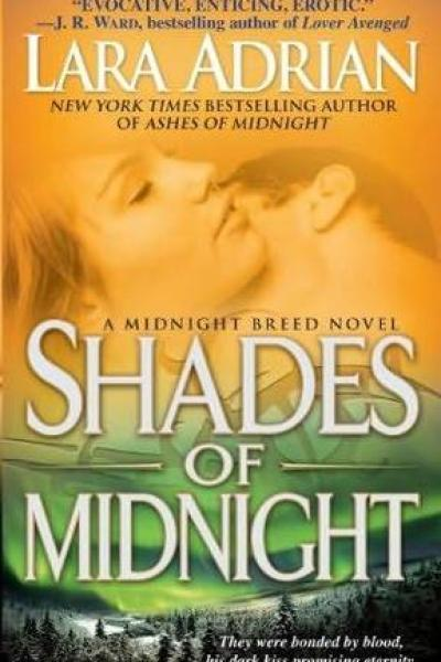 Book Review-Shades of Midnight by Lara Adrian