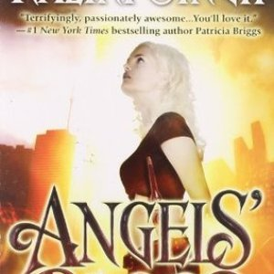 Book Review-Angel's Blood by Nalini Singh